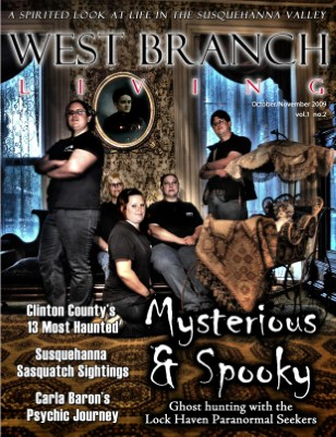 West Branch Living - Paranormal Issue