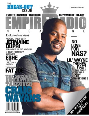 Empire Radio Magazine Issue#17