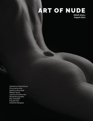 Art Of Nude - Issue 18 pt.1