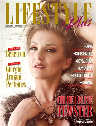 LIFESTYLE PLUS MAGAZINE OCTOBER 2017