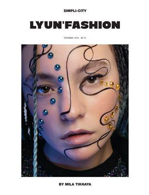 LYUN ISSUE No.12 (VOL No.6) C3