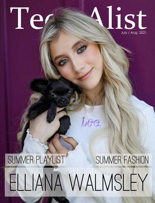 Teen A-list Magazine Summer Issue 2021
