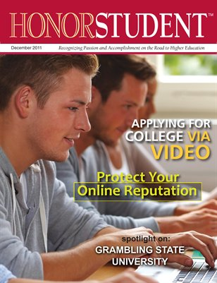 Honor Student Magazine: December 2011