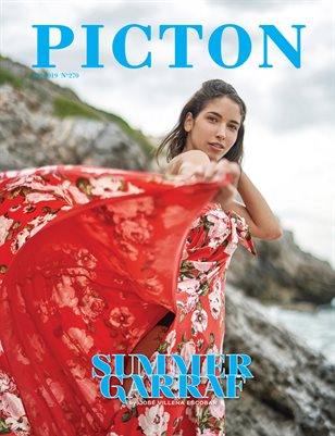 Picton Magazine SEPTEMBER  2019 N270 Swimwear Cover 2