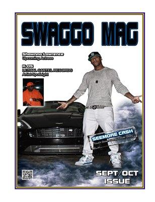 Swaggo Magazine Vol3 Issue 3