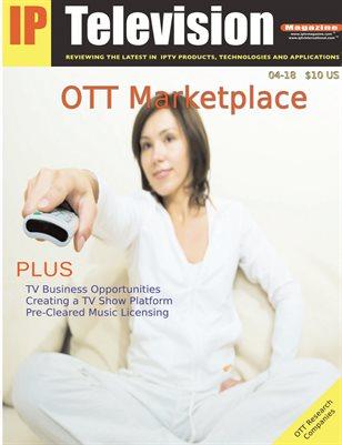 IPTV Magazine April 2018