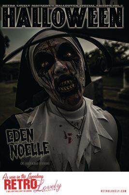 Halloween 2021 Vol.5 – Eden Noelle Cover Poster