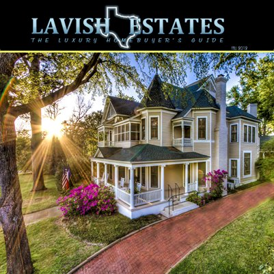 LAVISH ESTATES - A LUXURY HOME BUYER'S GUIDE - FALL 2012