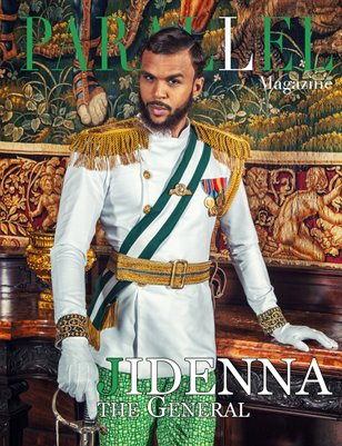 Jidenna the Genreal Cover #2