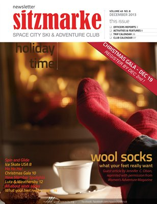 Sitzmarke Newsletter December 2013