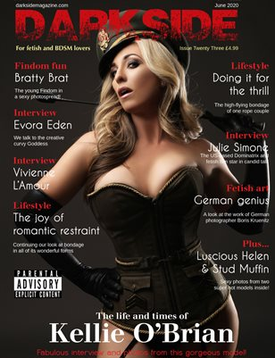 Darkside Magazine Issue 23
