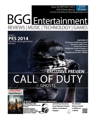 BGG Entertainment Magazine #35