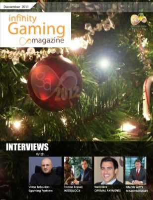 Infinity Gaming Magazine December 2011