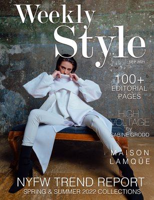 Weekly Style Magazine September 2021