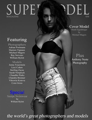 Supermodel Magazine Issue 030
