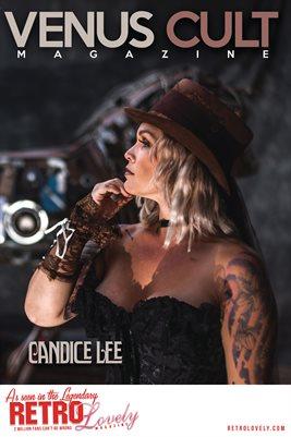Venus Cult No.52 – Candice Lee Cover Poster