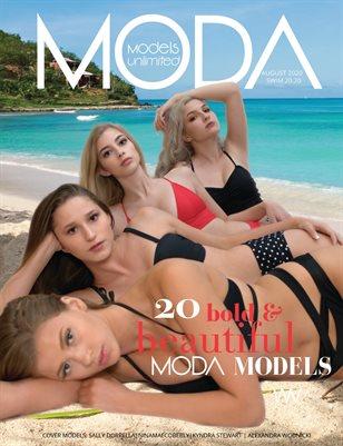 MODA MODELS UNLIMITED SWIM 20.20 STAR DREAMER COVER