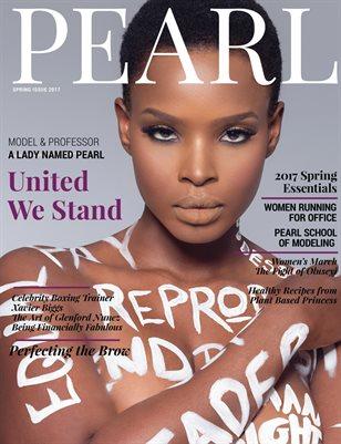 Pearl Magazine (Spring 2017)