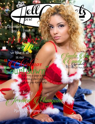 Hell on Heels Magazine Nov 2016 Issue #38 Christmas Countdown