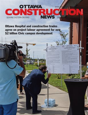 Ottawa Construction News (September 2020)