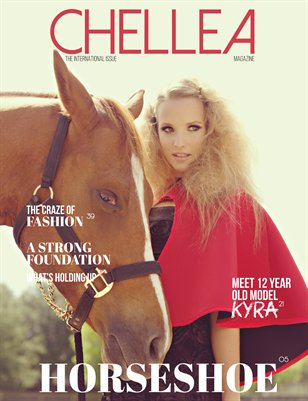 Chellea Magazine International Issue #1
