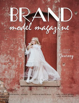 Brand Model Magazine - Issue # 16