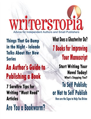 Writerstopia Premier Issue