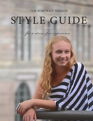 Photography Session Style Guide