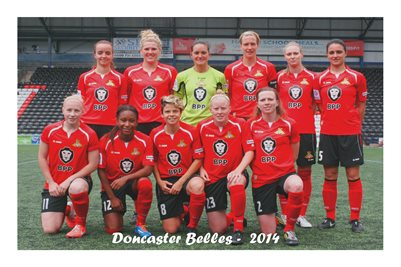 Doncaster Belles - 2014