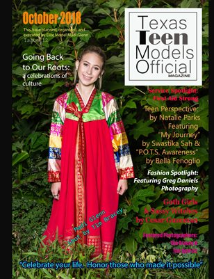 Texas Teen Models Official October 2018