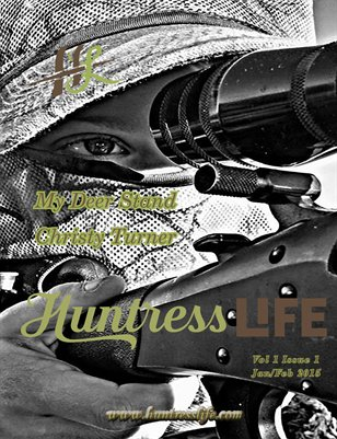 Huntress Life Magazine Jan/Feb 2015