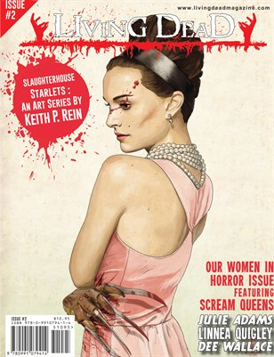 "Living Dead Magazine: Issue 2 ""Celebrating Women in Horror"""