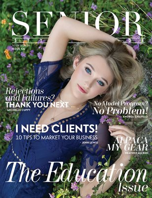 Senior Style Guide Issue 46