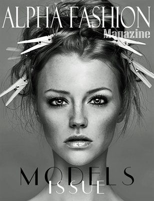 Model Issue#2 - (Tiffany-Cover)