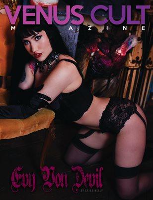 Venus Cult No.7 Evy Von Devil Cover