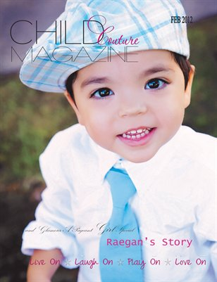 Child Couture premier Issue Feb 2012