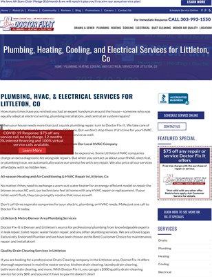 Littleton HVAC Repair