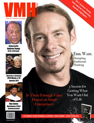 VMH Magazine - June/July 2017