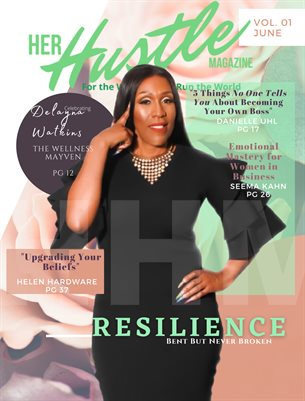 Her Hustle Magazine ISSUE 01