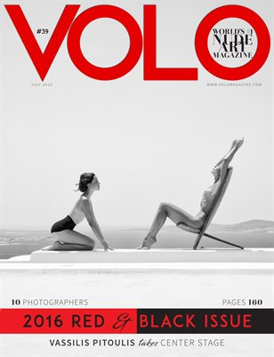 VOLO 39 - 2016 RED & BLACK Issue