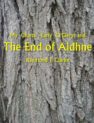 My Charts: Early O'Clerys and the End of Aidhne