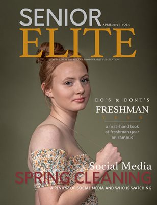 Senior Elite Magazine | Vol. 3 | April 2019