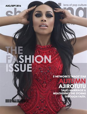 shuString Magazine The Fashion Issue 14