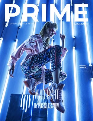 PRIME MAG September Issue #8 VOL.2