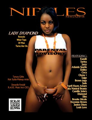 Nipples Magazine Lady Dyamond Issue