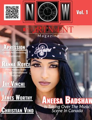 Now Entertainment Magazine vol 1