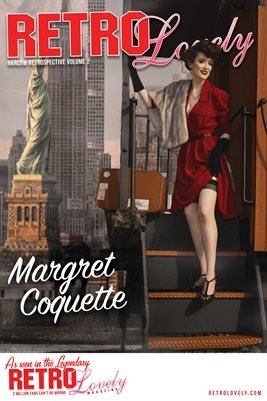 Margret Coquette Cover Poster