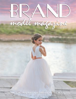Brand Model Magazine  Issue # 89