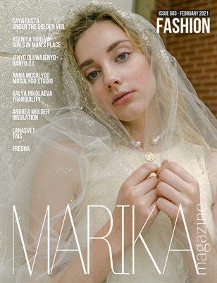 MARIKA MAGAZINE FASHION (ISSUE 603 - February)