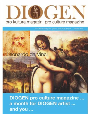 DIOGEN pro art magazine No 22 special May 2012